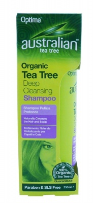 Deep Cleansing Shampoo 250ml