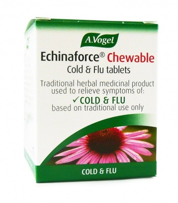 Echinaforce Chew 80 tabs