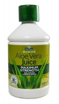 Aloe Vera Juice Max Strength 500ml