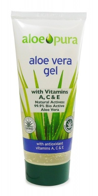 Aloe Vera Gel with Vit A C & E 200ml