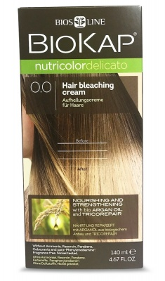Hair Bleaching Cream 0.0 Permanet Hair Dye 140ml