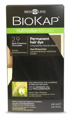 Dark Chestnut Chocolate 2.9 Permanet Hair Dye 140ml