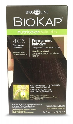 Chocolate Chestnut 4.05 Permanet Hair Dye 140ml