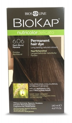 Dark Blond Havana 6.06 Permanet Hair Dye 140ml