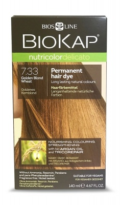 Golden Blond Wheat 7.33 Permanet Hair Dye 140ml