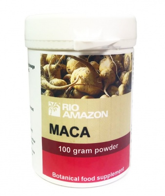Maca (Gelatinized) Powder 100g
