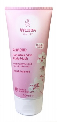 Almond Sensitive Body Wash 200ml