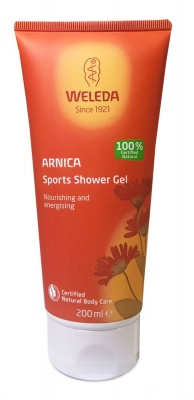 Arnica Sports Shower Gel 200ml