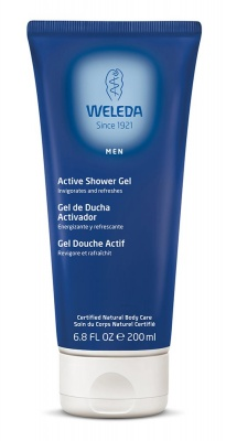 Mens Active Shower Gel 200ml