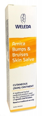 Arnica Bumps And Bruises Skin Salve 25g