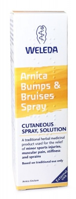 Arnica Bumps And Bruises Spray 20ml