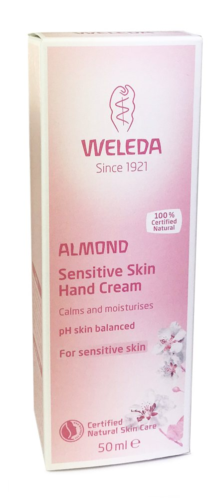 Almond Sensitive Skin Hand Cream 50ml