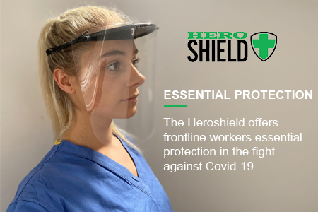 Hero Shield - Medical Face Shields