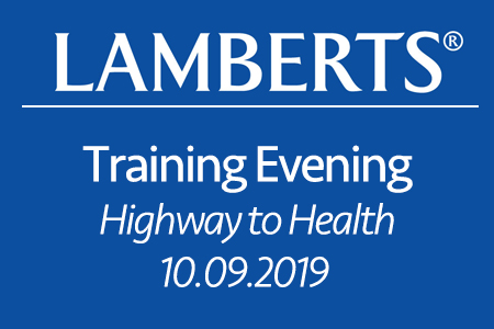 Lamberts Training Evening