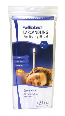 Biosun Wellbalance Earcandle 5 Pair