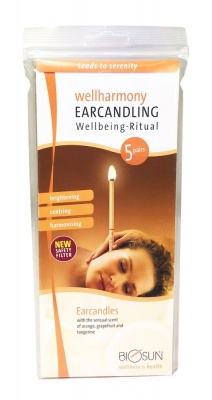 Biosun Wellharmony Earcandle 5 Pair