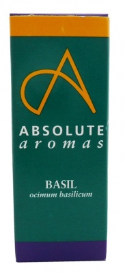 Absolute Aromas Basil Linalol Type 10ml