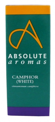Absolute Aromas Camphor White 10ml