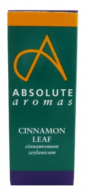 Absolute Aromas Cinnamon Leaf 10ml