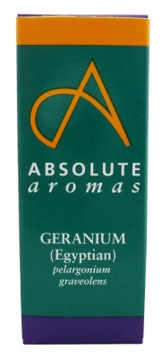 Absolute Aromas Geranium Egyptian 10ml