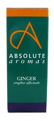 Absolute Aromas Ginger 10ml