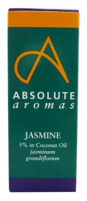 Absolute Aromas Jasmine 5% Dilution 10ml