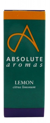 Absolute Aromas Lemon 10ml