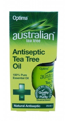 Australian Tea Tree Antiseptic Tea Tree Oil 25ml