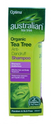 Australian Tea Tree Anti Dandruff Shampoo 250ml