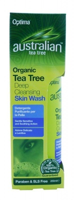 Australian Tea Tree Deep Cleansing Skin Wash 250ml