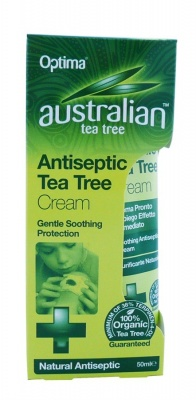 Australian Tea Tree Antiseptic Tea Tree Cream 50ml