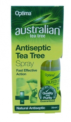 Australian Tea Tree Antiseptic Tea Tree Spray 30ml