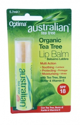 Australian Tea Tree Tea Tree Lip Balm 5.7ml