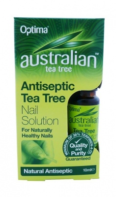 Australian Tea Tree Antiseptic Tea Tree Nail Solution 10ml
