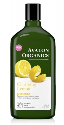Avalon Organics Lemon Shampoo 325ml
