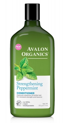 Avalon Organics Peppermint Conditioner 312g