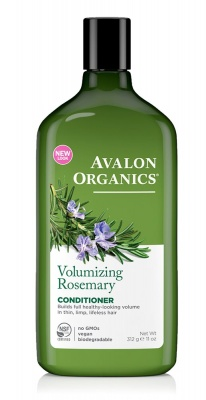 Avalon Organics Rosemary Conditioner 312g