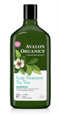 Avalon Organics Tea Tree Shampoo 325ml