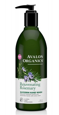 Avalon Organics Rosemary Soap 350ml