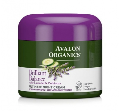 Avalon Organics Brilliant Balance Ultimate Night Cream 50g