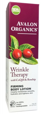 Avalon Organics Wrinkle Therapy Firming Lotion 230ml