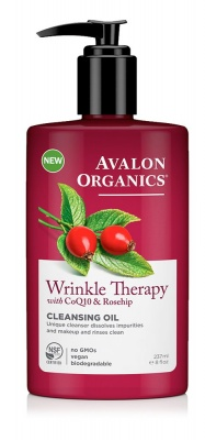 Avalon Organics Wrinkle Therapy Cleansing Oil 237ml