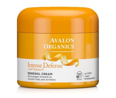 Avalon Organics Intense Defence Renewal Cream 50ml