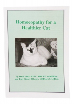 Ainsworths Homoeopathy For Healthier Cats