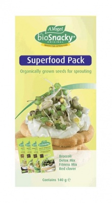 A.Vogel Biosnacky Superfood Pack