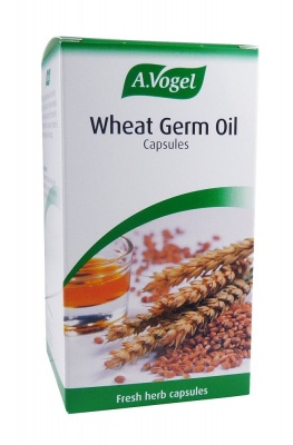 A.Vogel Wheat Germ Oil 120 caps