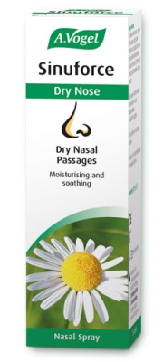 A.Vogel Sinuforce Dry Nose Nasal Spray 15ml