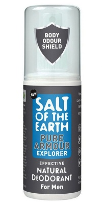 Salt of the Earth Pure Armour for Men 100ml