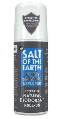 Salt of the Earth Pure Armour Roll On 75ml
