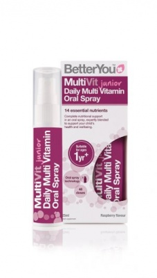 Better You MultiVitamin Junior Daily Oral Spray